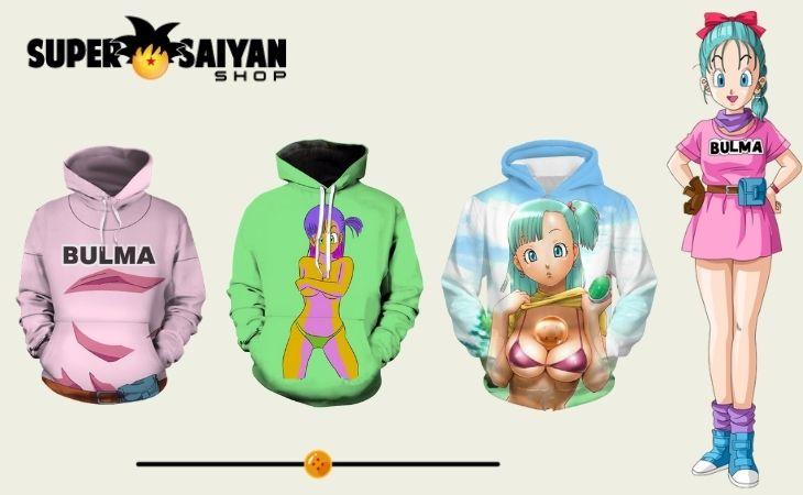 bulma hoodies