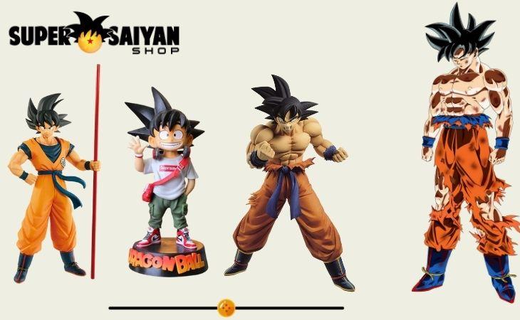 goku figures