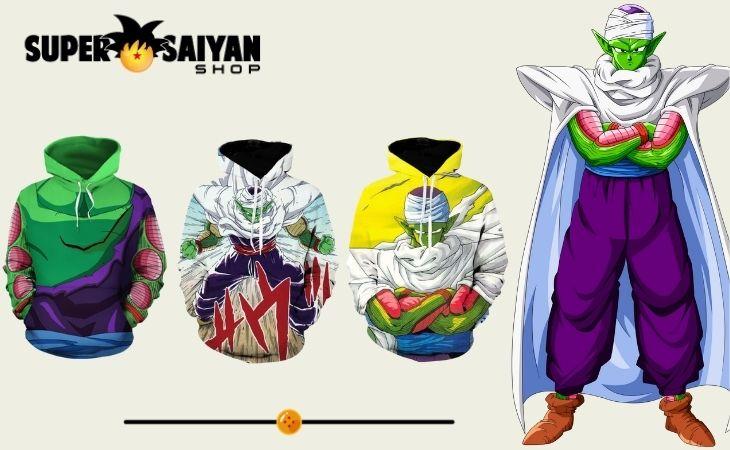 piccolo hoodies