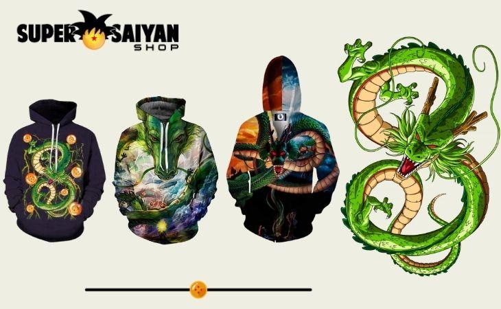 shenron hoodies