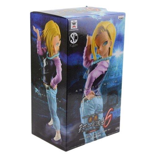android 18 lazuli final flash figure v1 box