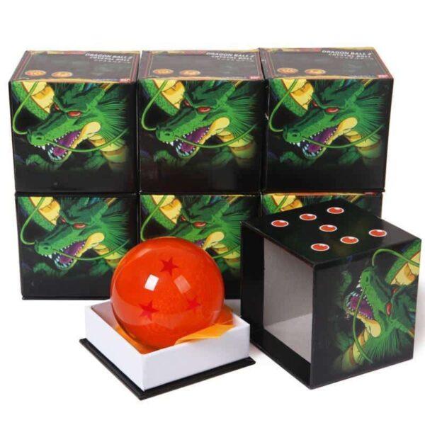 big size dragon balls orange crystal ball 1 to 7 stars