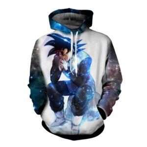 dragon ball super goku black epic hoodie
