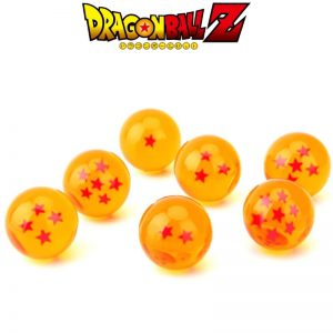 dragon ball z balls 7 stars crystal full set