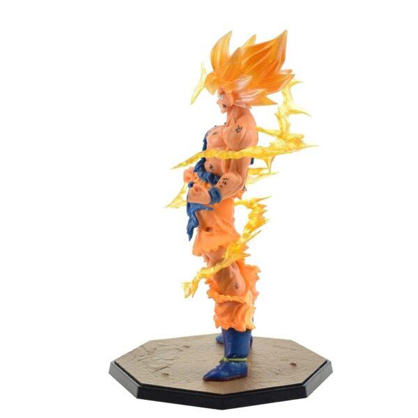goku battle version action figure 3