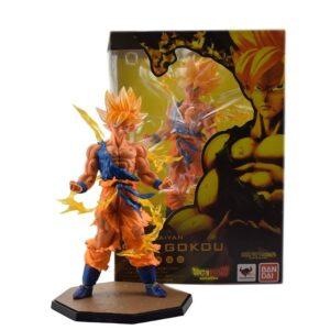 goku battle version action figure