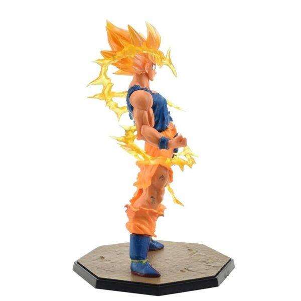 goku battle version action figure 4