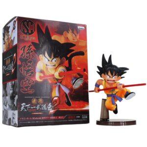 goku childhood sculture edition figure