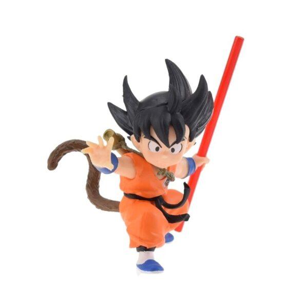 goku childhood training action figure