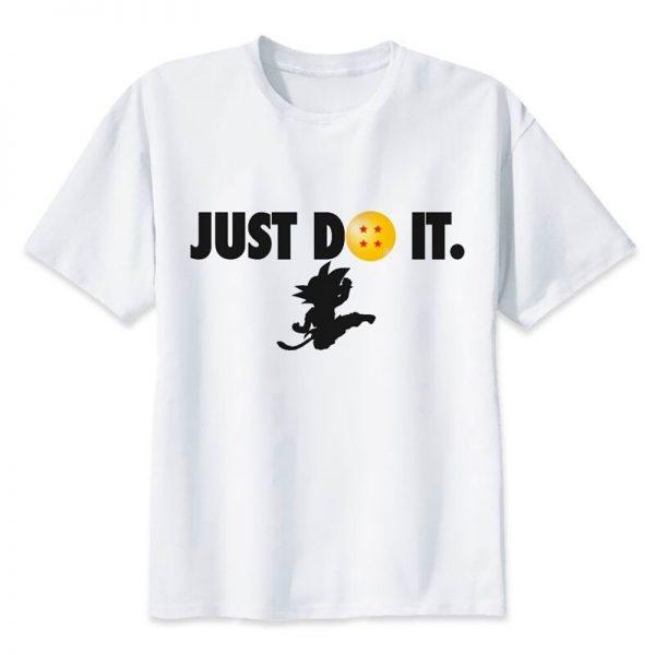 goku just do it meme t shirt