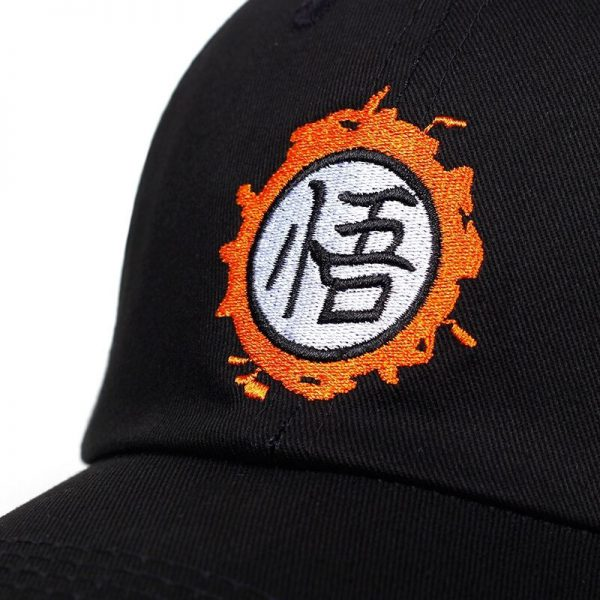 goku kanji symbol classic trucker cap 2