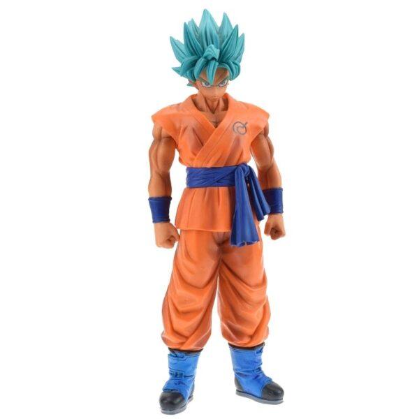 goku perfected saiyan blue resurrection f figure