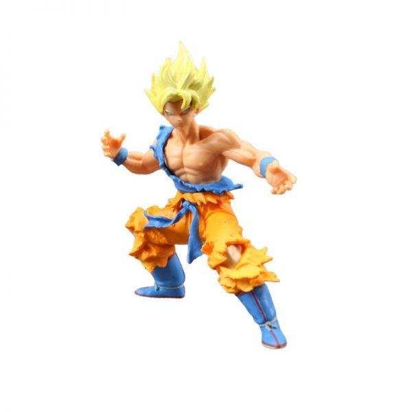 goku ssj 2 dragon wild styling figure 3