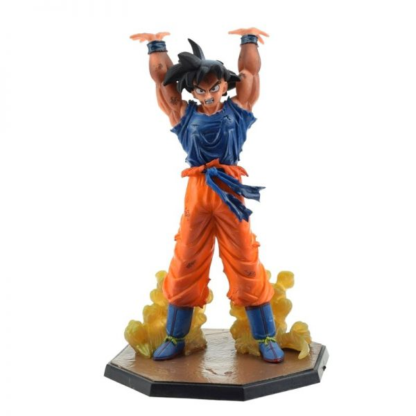 goku spirit bomb genkidama action figure