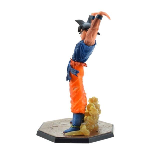 goku spirit bomb genkidama action figure side