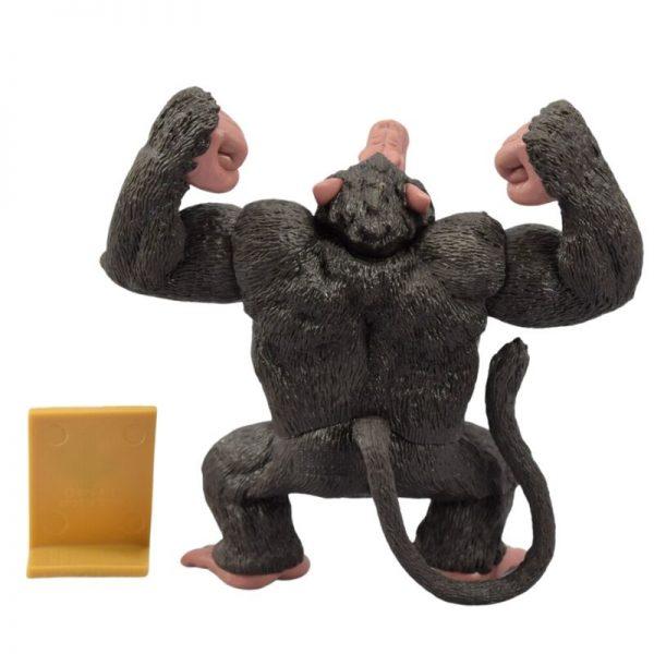goku transformation great ape monkey figure back