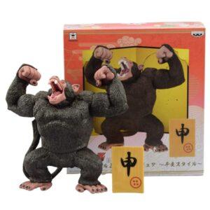 goku transformation great ape monkey figure box