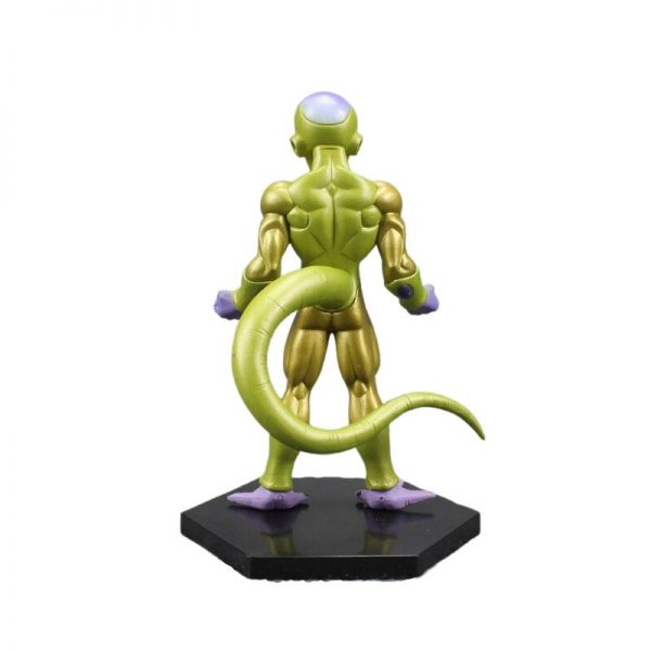 golden frieza last evolution ultimate figure back