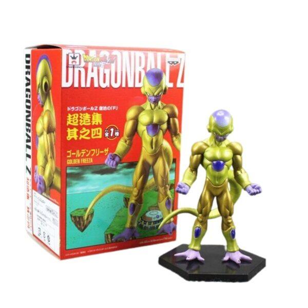 golden frieza last evolution ultimate figure box