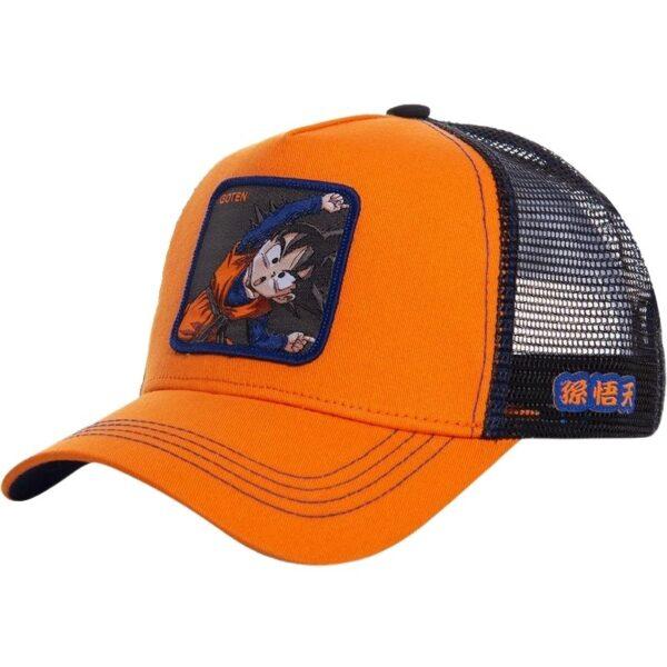 goten fusion trucker hat cap