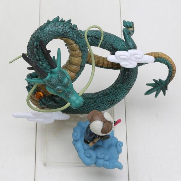 kid goku shenron museum collection figure 2