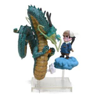 kid goku shenron museum collection figure