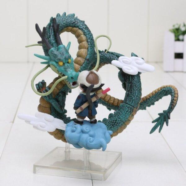 kid goku shenron museum collection figure 4