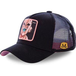 majin buu trucker hat cap