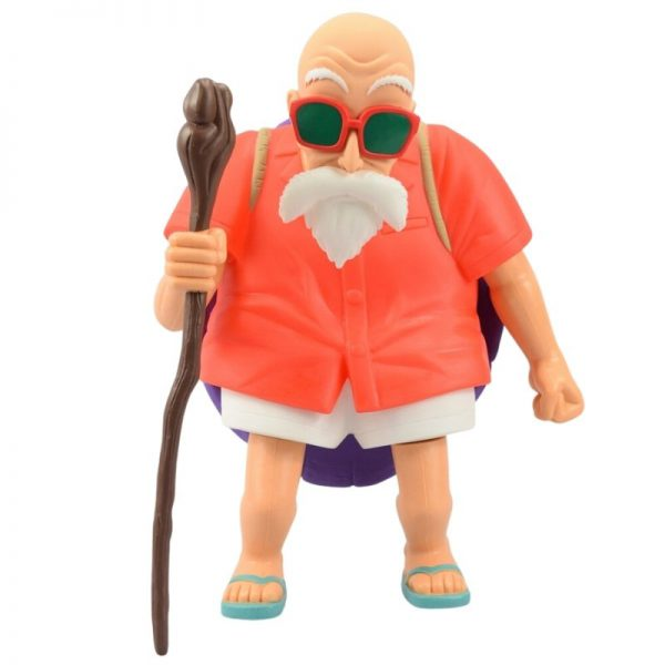 master roshi turtle shell action figure 2