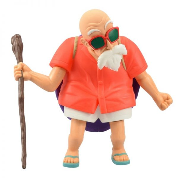 master roshi turtle shell action figure