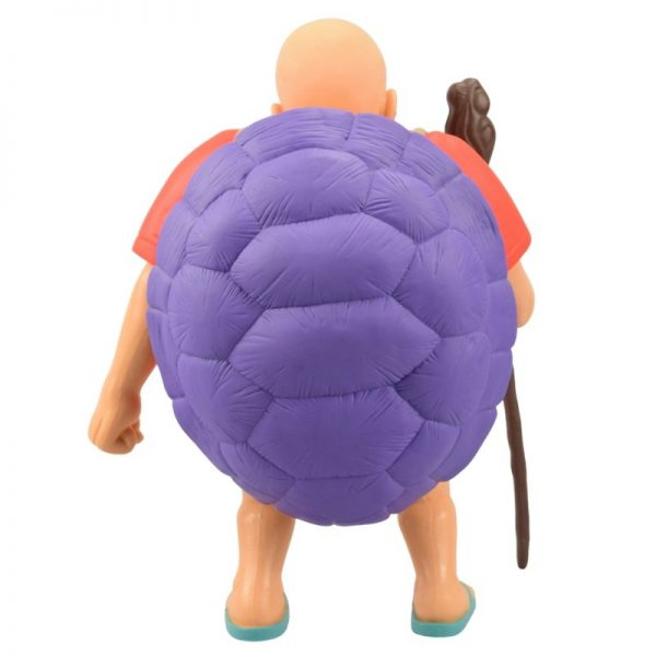 master roshi turtle shell action figure back