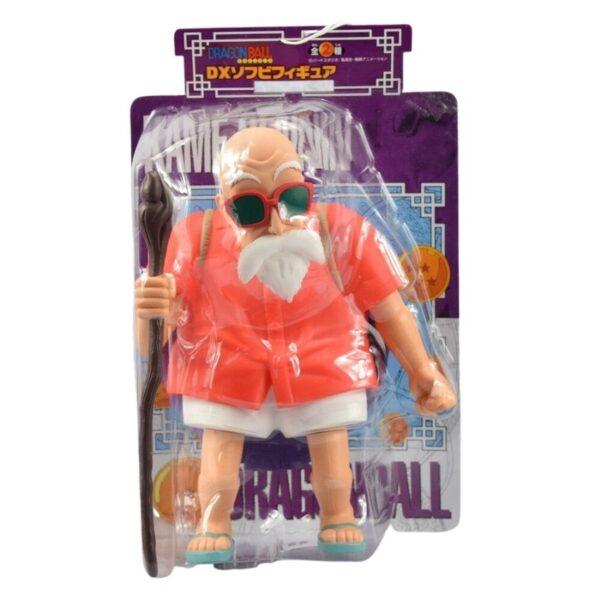 master roshi turtle shell action figure box