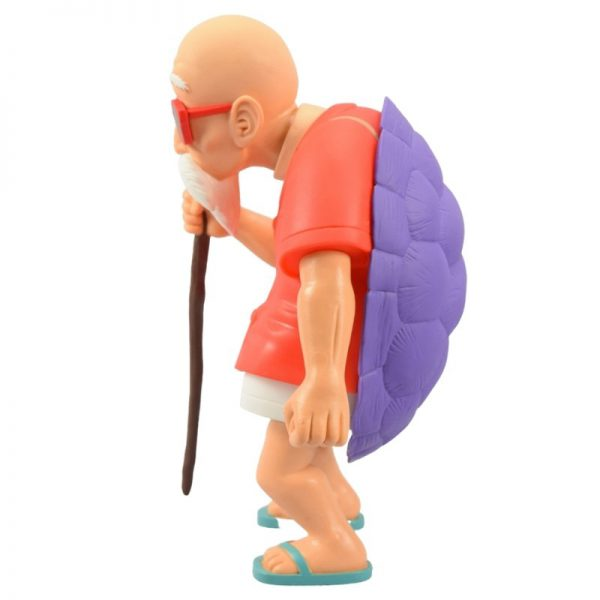 master roshi turtle shell action figure side