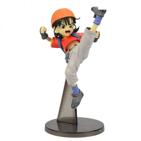 pan flash kick collectible action figure