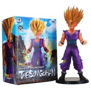 son gohan ssj2 msp action figure box