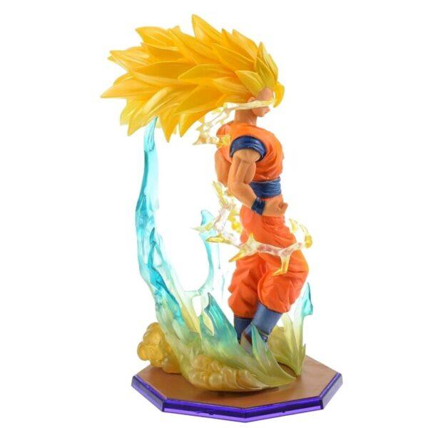 son goku super saiyan 3 ssj3 collectible figure 2