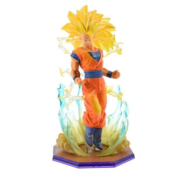 son goku super saiyan 3 ssj3 collectible figure