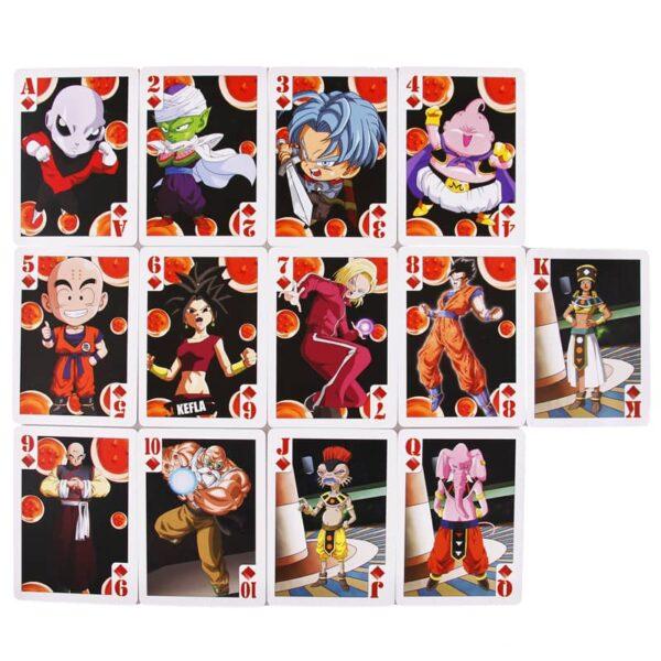 dragon ball poker decks saiyan edition 2