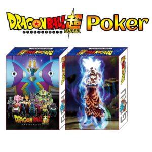 dragon ball poker decks saiyan edition