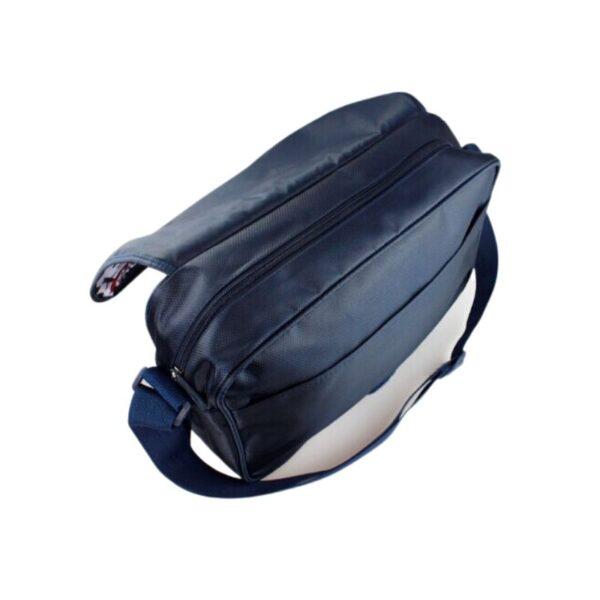 dragon ball z goku kanji symbol messenger backpack 3