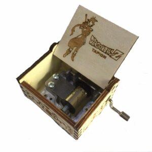 dragon ball z tapion music box