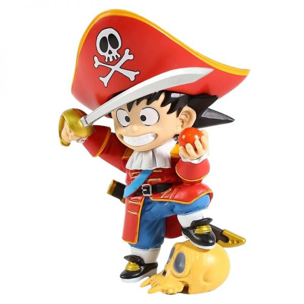 goku the pirate king figure 4