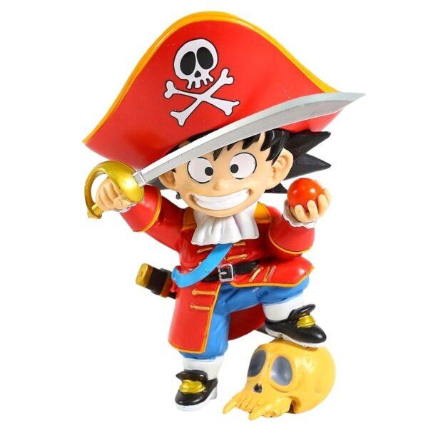 goku the pirate king figure 6