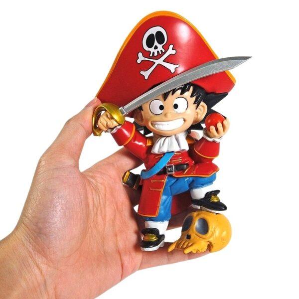 goku the pirate king figure
