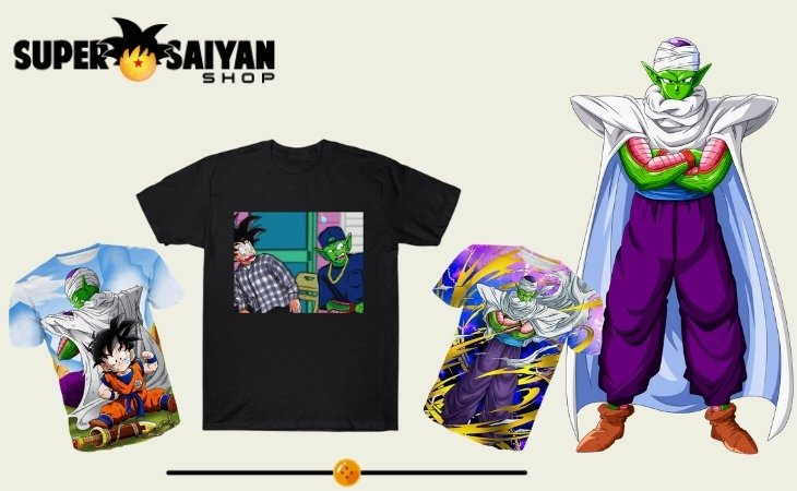 piccolo t shirts collection