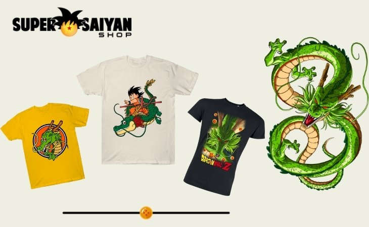 shenron t shirts collection