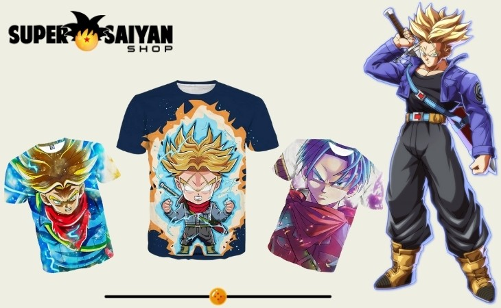 trunks t shirts collection