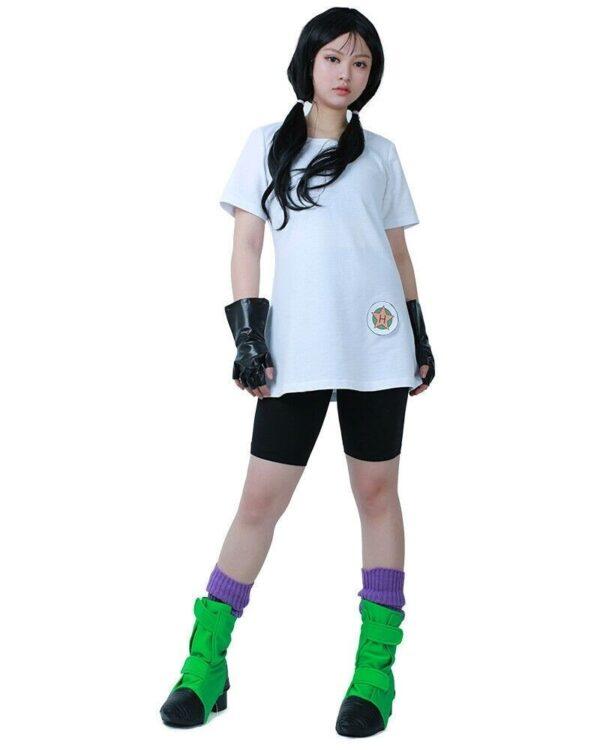 videl cosplay costume complete set front