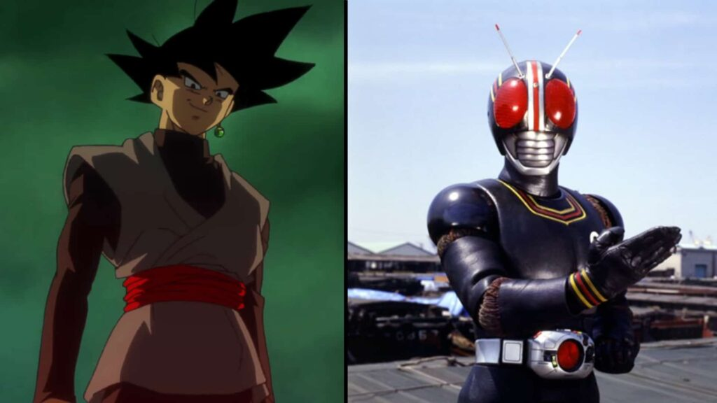 what inspired goku black and why the name goku black