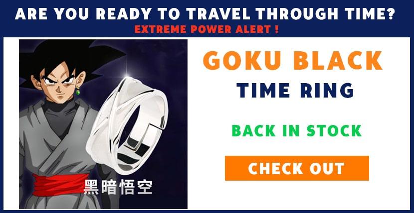 goku black time ring banner